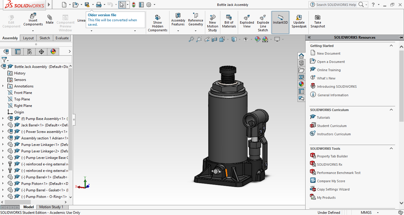 SolidWorks.AfterOpening
